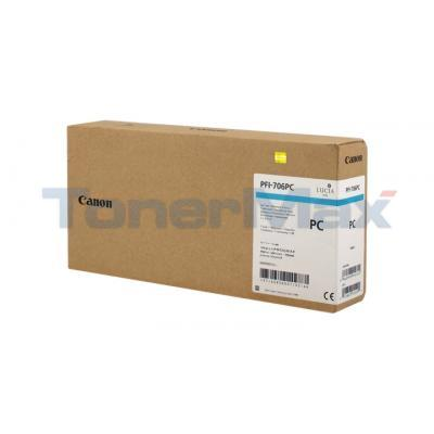 CANON PFI-706PC INK TANK PHOTO CYAN PIGMENT 700ML
